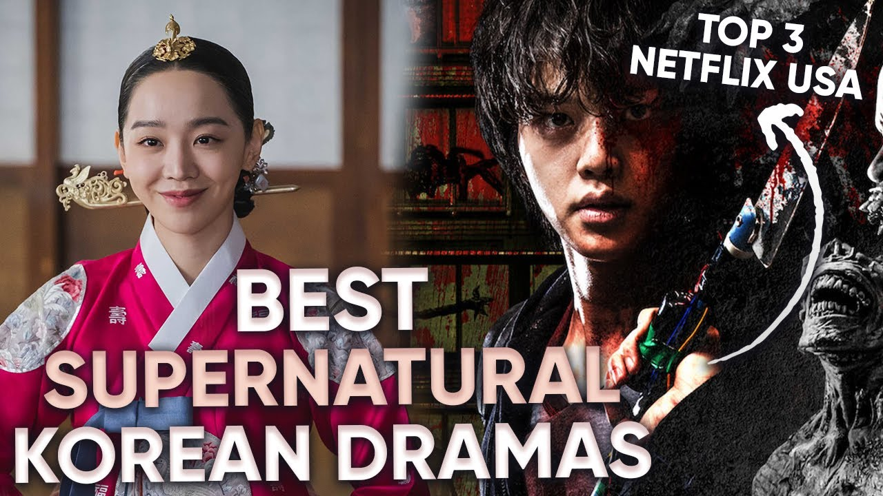 Download 15 Best Supernatural Korean Dramas That'll Blow You Away! [Ft HappySqueak]