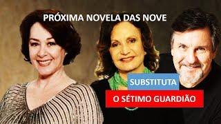 Nivea Maria, Antonio Calloni e Rosamaria Murtinho farão próxima novela das 21h