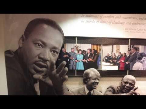 Martin Luther King Jr. Memorial, Atlanta, Georgia, EUA 2016-10