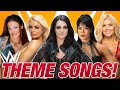 Top 9 WWE Women's Theme Songs
