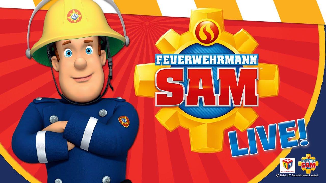 Feuerwehr Man Sam