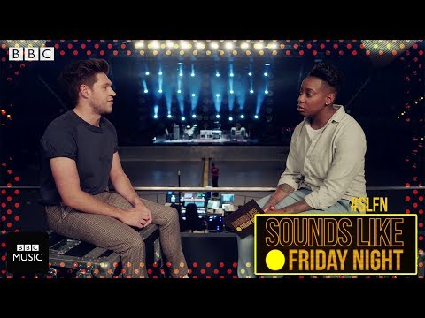 What's the strangest thing thrown at Niall Horan on stage? - Sounds Like Friday Night - BBC One