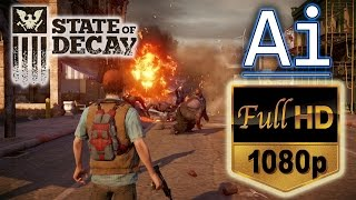 New State of Decay Coming to Xbox One and PC