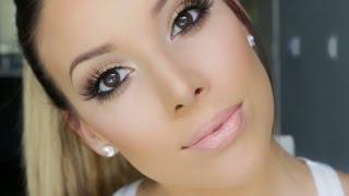 Kim Kardashian Inspired: Bronzed Eyes! Thumbnail