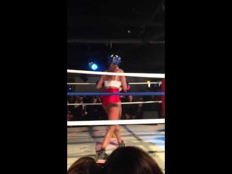 Natalie Nunn and Camilla fight at Sin City LA (Full Fight)