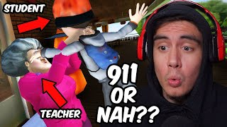 Trying To Figure Out The Hype Of This Game | Scary Teacher 3D