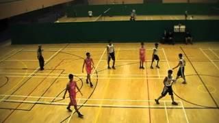 1516學界籃球D2丙組筲箕灣官立VS高主教2