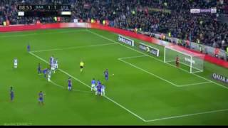Leo Messi Penalty Goal against Leganes - Barca 2 1 Leganes