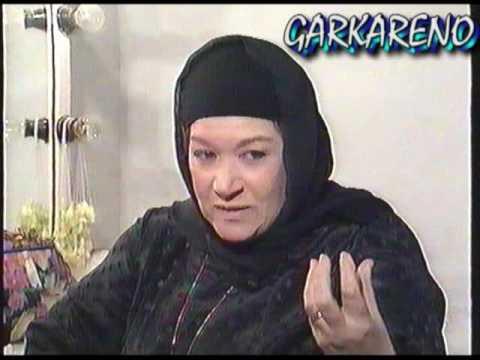 HODA SULTAN interviewهدى سلطان لقاء