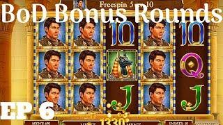 Book Of Dead - Bonus Rounds 06