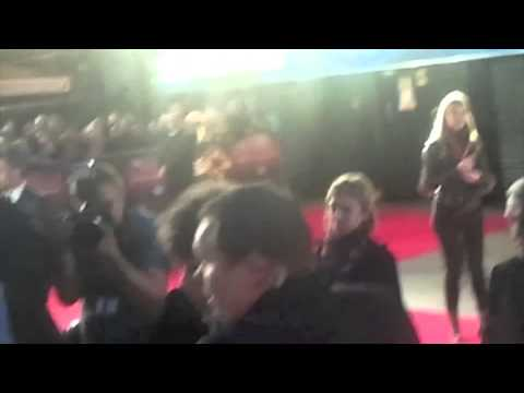 ROLLING STONES@CROSSFIRE HURRICANE PREMIERE Leicester square London