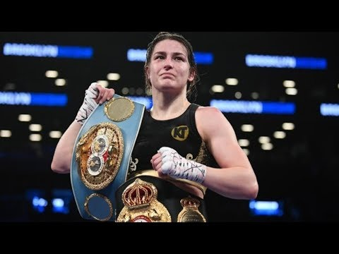 Katie Taylor - Pride of Ireland (Highlights / Knockouts)
