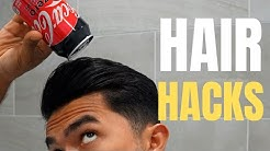 8 Hair Hacks Every Guy Should Know