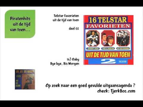 Gaby - Bye bye, Bis Morgen (Oude Piratenhits).