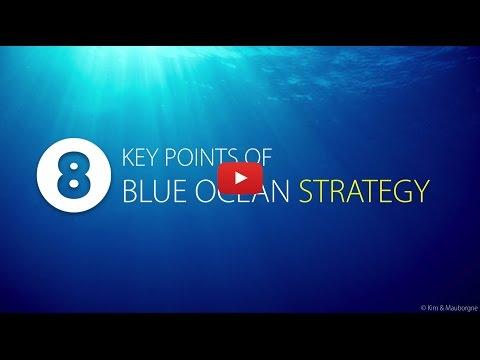 8 Key Points of Blue Ocean Strategy