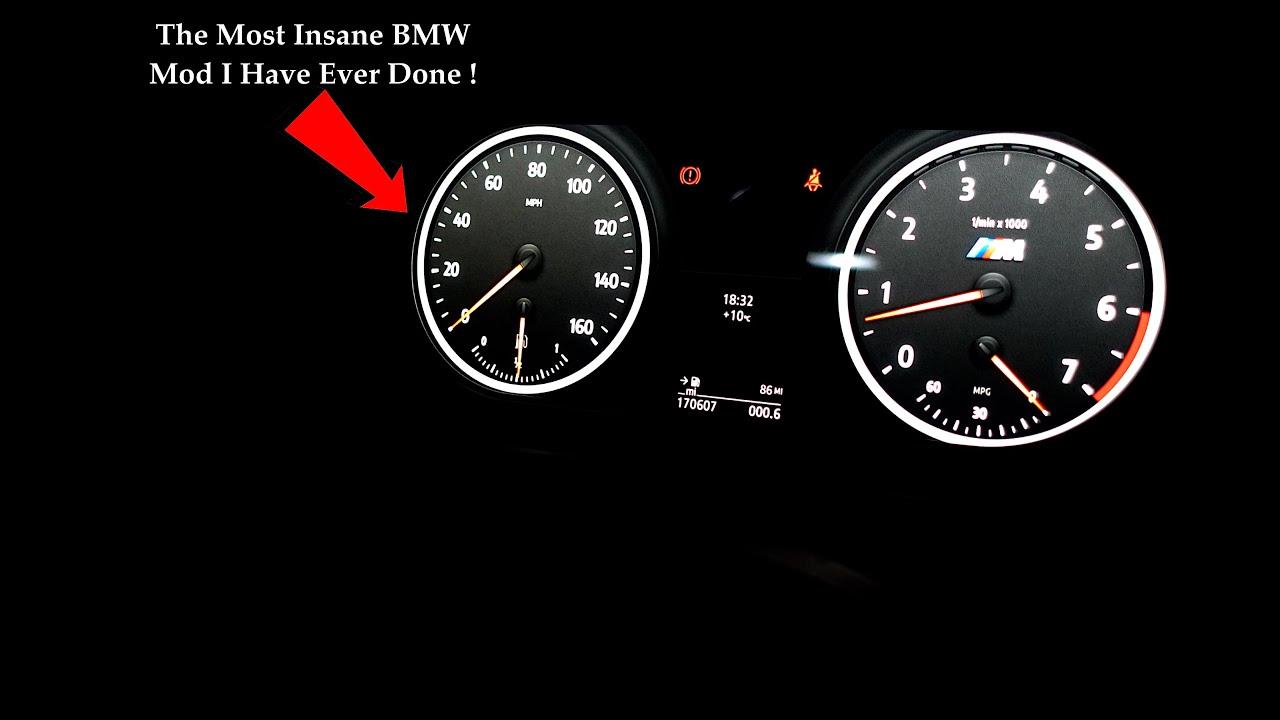 This INSANE **BMW Interior Mod** Just Changed Everything !! ( E60 , E90 , E70 , E82 )