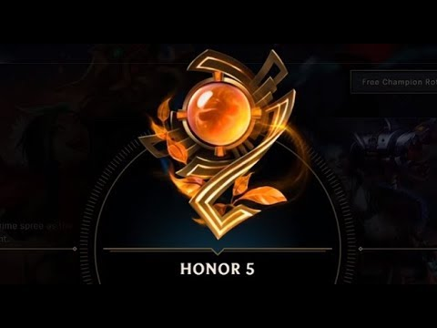 for honor leveling system
