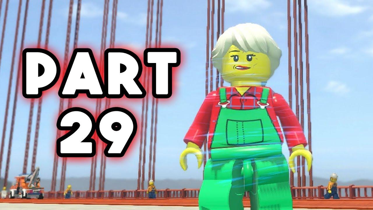 LEGO City Undercover - LBA - Episode 29 - Bridge Master ...