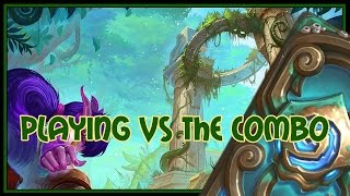 Hearthstone: Playing vs THE combo (murloc paladin)