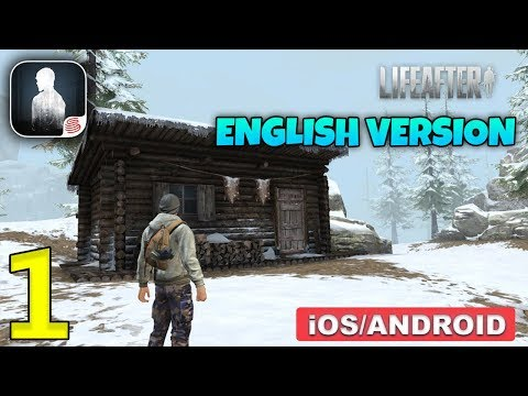 LIFEAFTER ENGLISH VERSION - ANDROID / iOS GAMEPLAY - #1