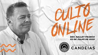 Culto Online | 05 de julho de 2020 - 17h