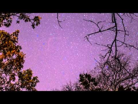 Photographer Accidentally Captures a Rare Fireball Explosion in His Night Sky Time-Lapse