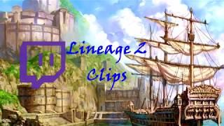 ТОП клипы Twitch | Lineage 2 | Заявка в РоА | Главное правило Л2 от Гукача |
