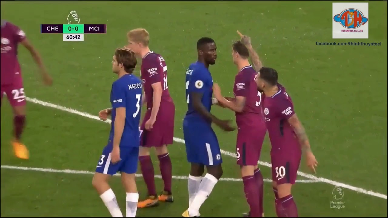Download Chelsea vs Manchester City (0-1) - All Goals & Highlights 30/09/2017 HD