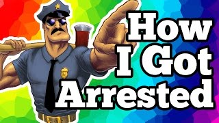 I Got Arrested // Sneaking Into The Mall // Story Time How I Got Arrested