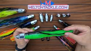 Melton Tackle Cherry Jet Trolling Lures