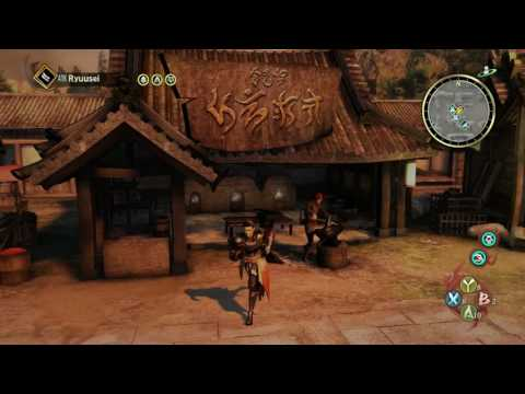 Toukiden 2 - General farming/build guide
