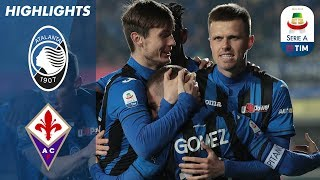 Atalanta 3-1 Fiorentina | Atalanta Overcome Early Error to Take All 3 Points! | Serie A