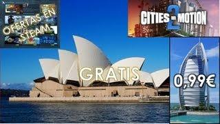CASA DE LA ÓPERA Gratis + Burj Al-Arab 0,99€ + Rebajas en Steam!!! | Cities in Motion 2 |