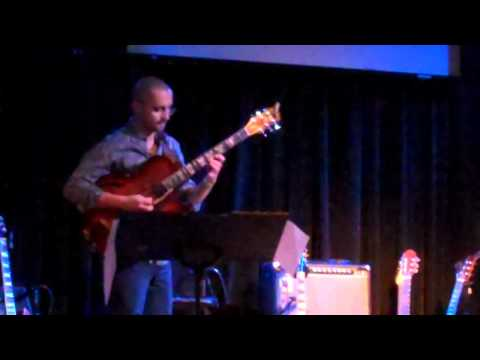 "Hristo Vitchev - ""Empty Canvas"" - Guitar Fest 2011..."