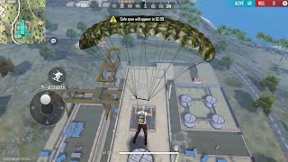 Garena Free Fire Solo Vs Squad Garena Free fire online Game Play