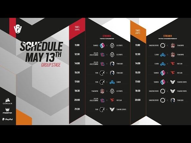 SIX INVITATIONAL 2021 – Group stage – Day 3