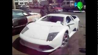 Japanese Diy Lamborghini With Only $3,000 - Amazing!!!