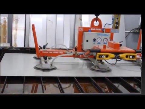 DikoMarine İstanbul üretim Tesisleri.DikoMarine Production Facility In Istanbul.