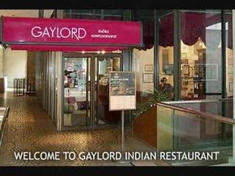Gaylord Indian Restaurant Call