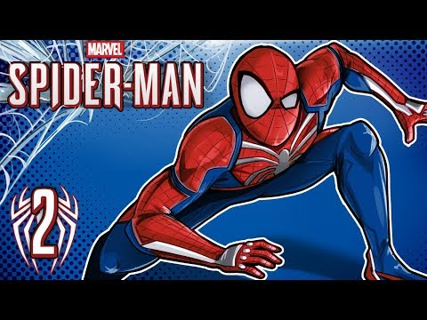 SPIDER-MAN PS4 - CRIME DOESN'T STAND A CHANCE!  (Walkthrough Gameplay) Ep. 2