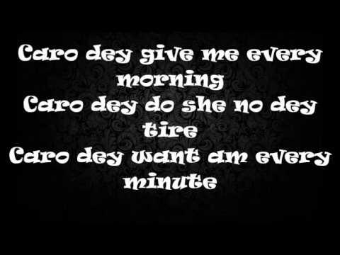 Starboy ft Lax & Wizkid CARO - Onscreen lyrics
