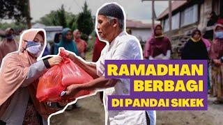 Berkahnya Ramadan! Berbagi di Pandai Sikek - Edriana Views