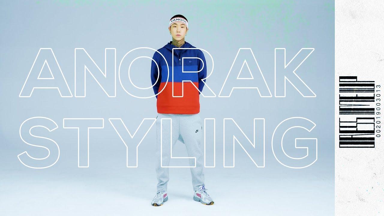 b71aa40a6fe 아노락 스타일링 for BoysㅣDress Me UP -1- - YouTube