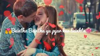 WhatsApp status video song Hindi Download || Beintehaa atif aslam