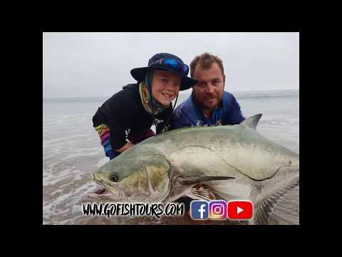 Go Fish Tours - Angola South