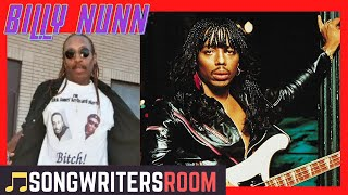 "Rick James didn't give me credit for ""Mary Jane"" - Billy Nunn PART 1 / SONGWRITERS ROOM #20"