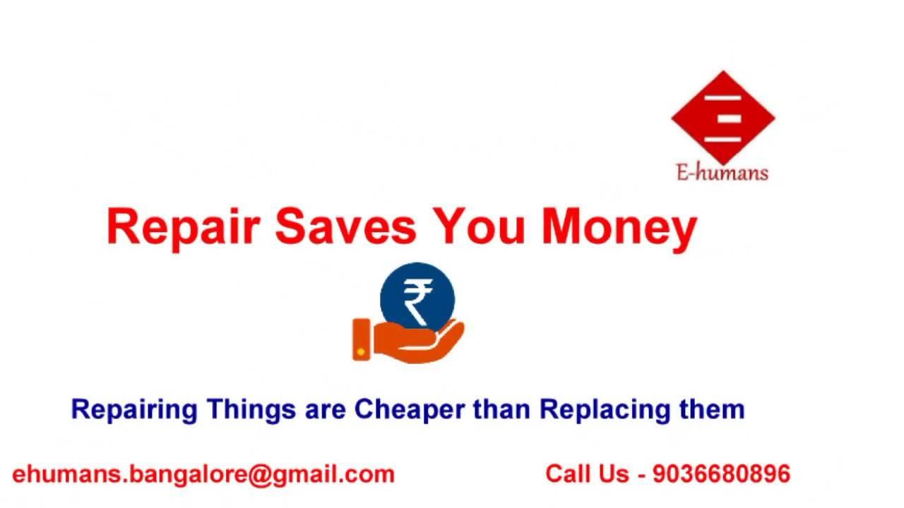 Home Appliance Service Home Appliance Repair Service Bangalore E Humans Ehumansin