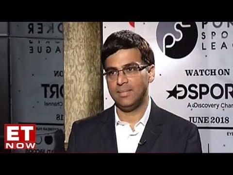 World Chess Champion - Viswanathan Anand On Poker, Chess & Stocks | Exclusive