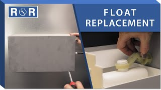 humidifier float repair and replace white rodgers h 40 lau l 40