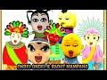 Ondel Ondel animasi & Badut Mampang Bernyanyi Bong Bong